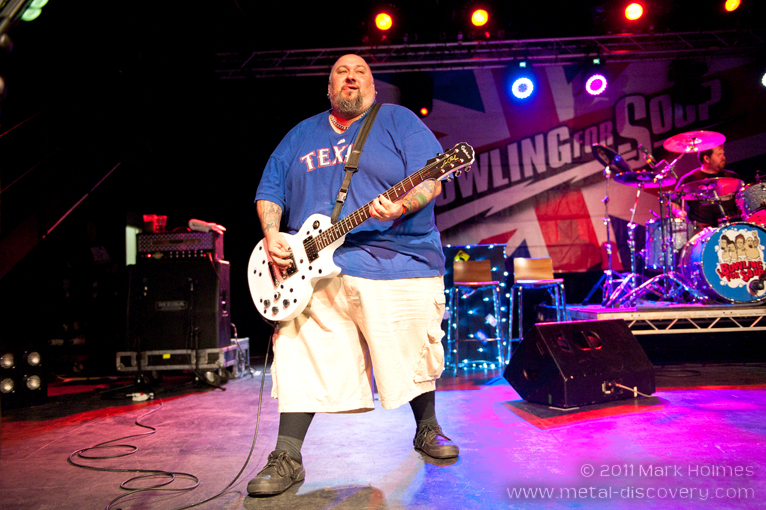 Metal Discovery Review And Photos Of Bowling For Soup